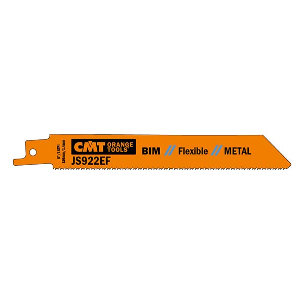 For cutting thin sheet metal, pipe and profiles