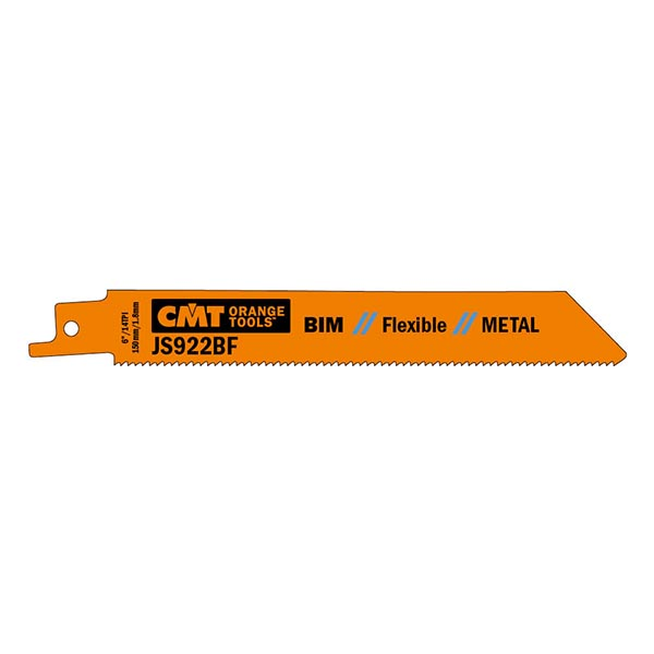 For cutting thick sheet metal, solid pipe and profiles