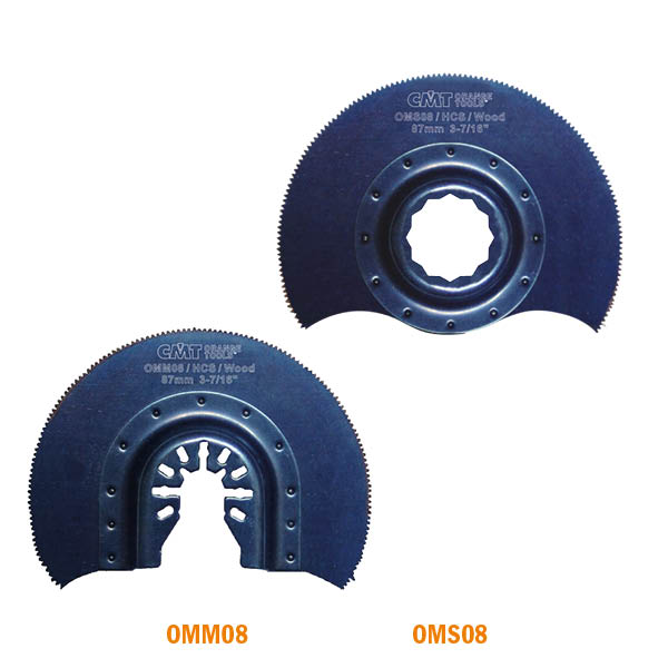 87mm Radial Saw blade for Wood