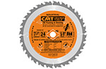ITK framing/decking circular saw blades, for portable machines