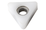 791 - Triangular bearings