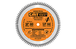 ITK fine finish circular saw blades