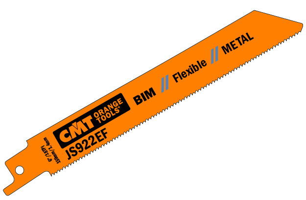JS922EF- For cutting thin sheet metal, pipe and profiles