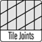 tile joints