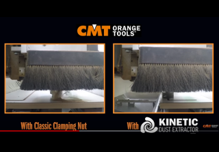 992 Kinetic Dust Extractor