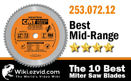 Wiki's 2019 Best Miter Blade ranking has just been released