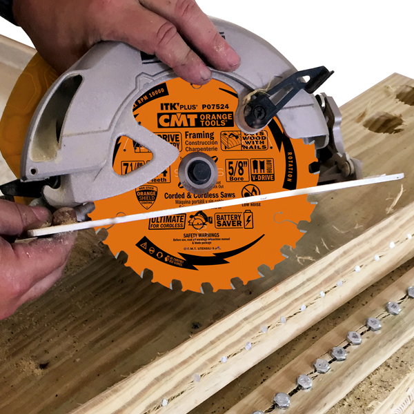 Ultimate Contractor ITK Plus V-Drive Blades