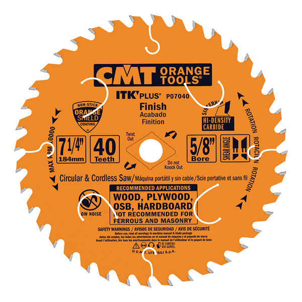 Contractor ITK Plus Finish Blades
