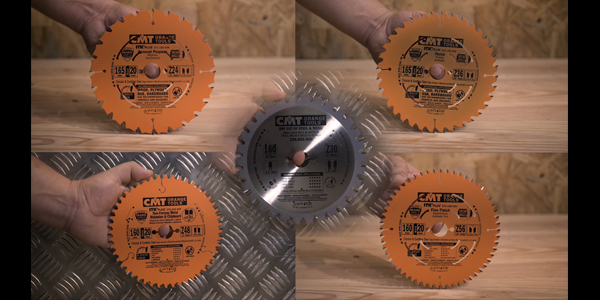 ITK Plus® Saw Blades
