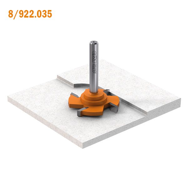 Solid Surface Counter-Top Trim Router Bits