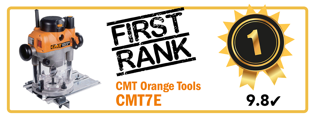 CMT7E on the 1st Rank for best 2020 router based on client review